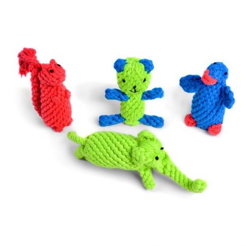 4 Pack Mixed Rope Characters